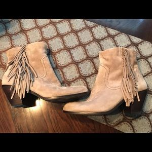 Sam Edelman Booties Size 9 Womens